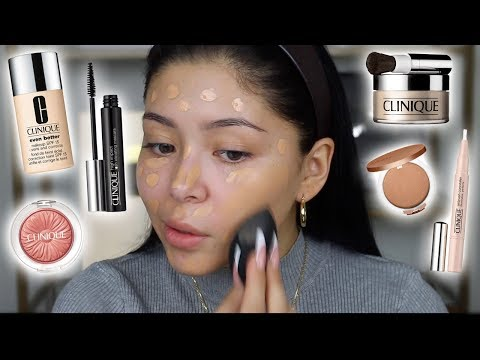 TESTING CLINIQUE MAKEUP...IS IT WORTH IT?!