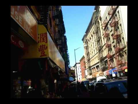 Video Blog #2 - Manhattan, New York