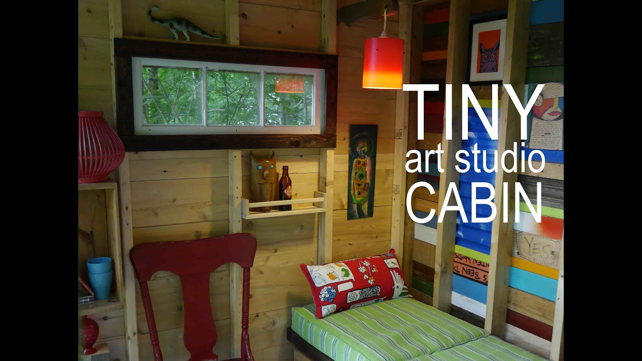 Deek S Quot Relax Shack Quot A Tiny House Cabin Or Office Of