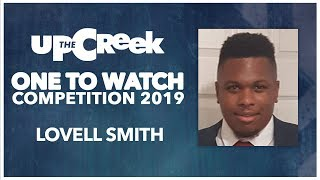 ONE TO WATCH COMPETITION // Heat 2 - Lovell Smith - Stand Up Comedy - Funny