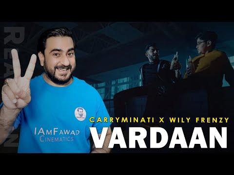 VARDAAN - CARRYMINATI x Wily Frenzy | Reaction | IAmFawad | VARDAAN Reaction