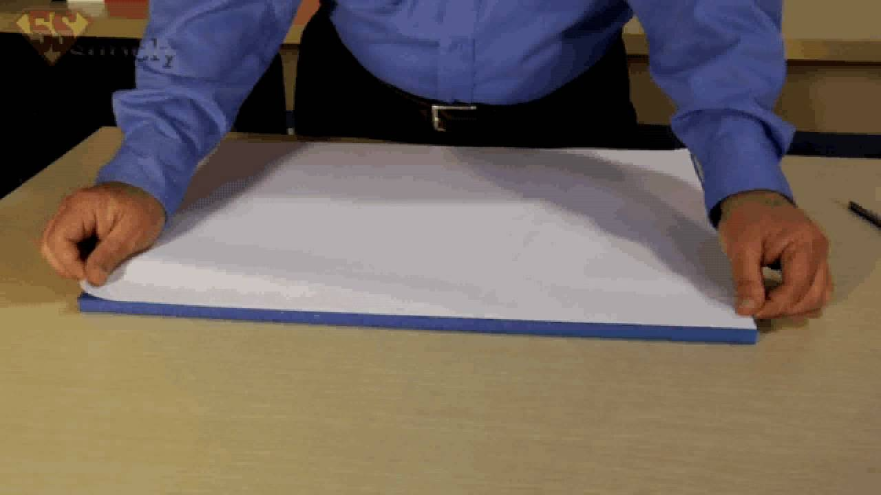 How To Foam Drawer Liners Youtube
