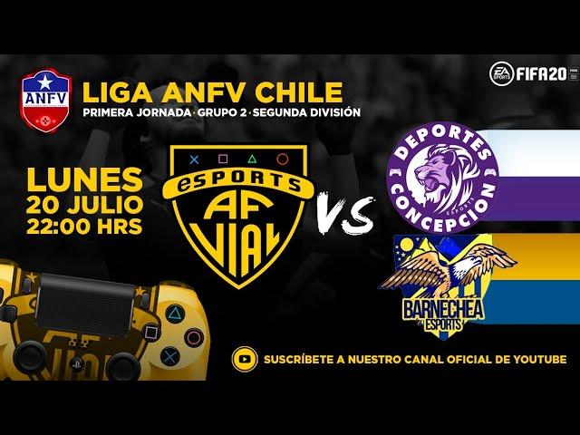Fernández Vial eSports | Primera jornada Liga ANFV Chile