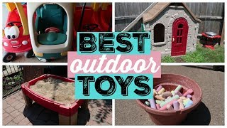 BEST Outdoor Daycare Toys | DAYCARE DAY