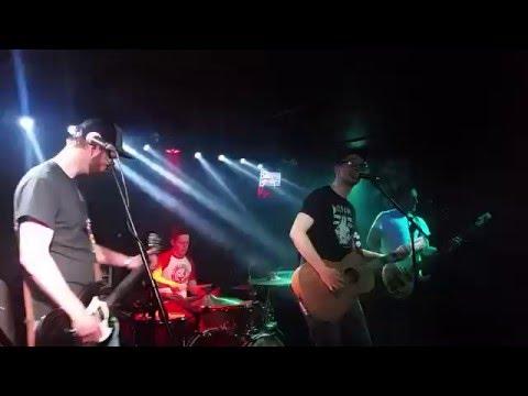 Paper Rifles - 'Four Hours' (full band, live in Edinburgh)