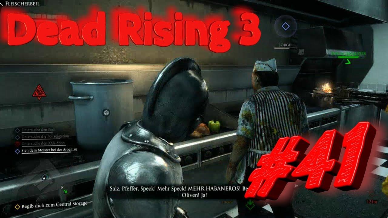 Amüsant Meister Koch Sammlung Von Dead Rising 3 #41 † Dem Sein
