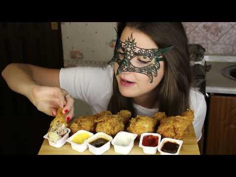 MUKBANG ~ RUSSIAN GIRL #Eatingsounds ~ ASMR Soft spoken