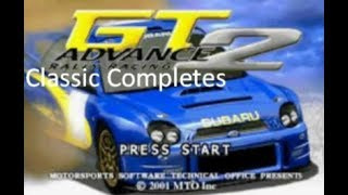Classic Completes: GT Advance 2: Rally Racing