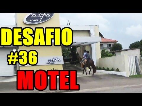 ENTRANDO NO MOTEL DE CAVALO DESAFIO #36