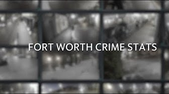 Fort Worth police release 2018 crime stats