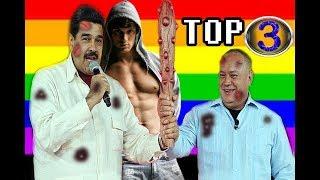 TOP 3 Las Caídas Mas Estúpidas de Nicolas Maduro y Diosdado Cabello