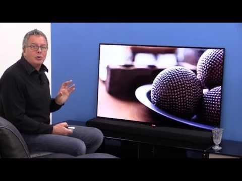 LG 55EA870V 3D Ultra Thin Organic LED Television