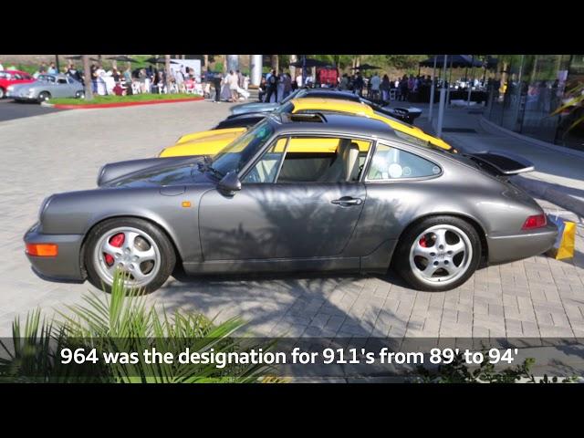 Porsche Classic Showcase Ep. 5: 1990 964