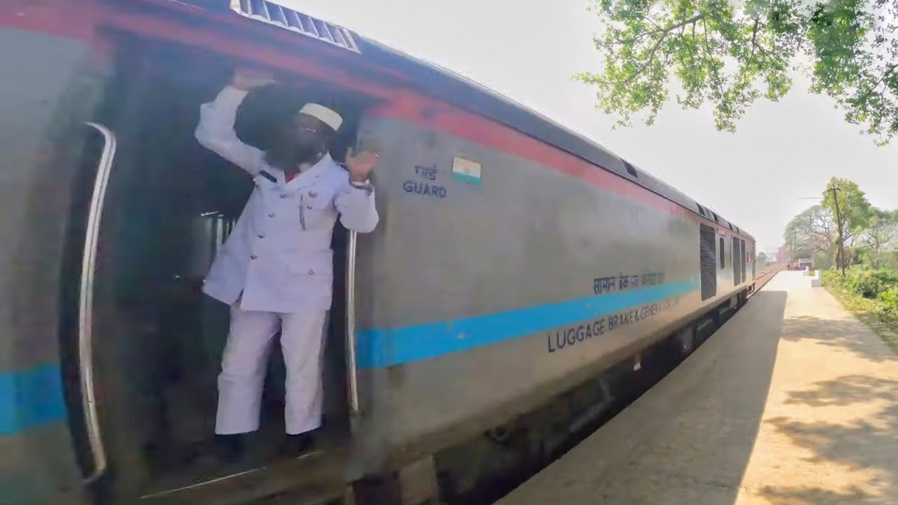 speedy Maitree express Indian Rake Passing Pakshi RS