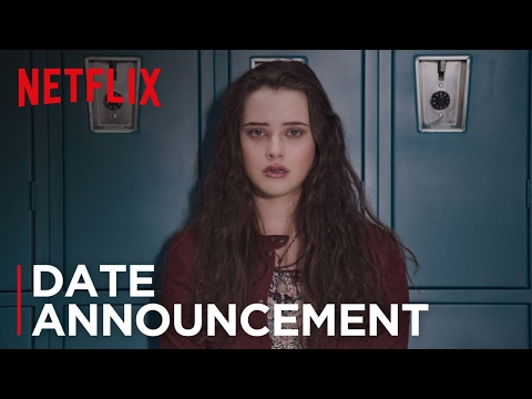 Thumbnail: 13 Reasons Why | Date Announcement | Netflix