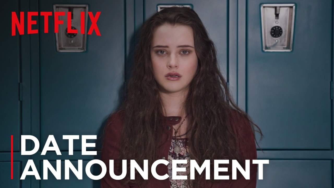13 Reasons Why Libro Español 13 Reasons Why Date Announcement Netflix