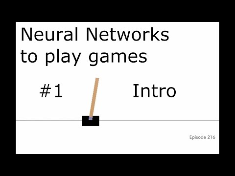 Intro - Training a neural network to play a game with TensorFlow and Open AI