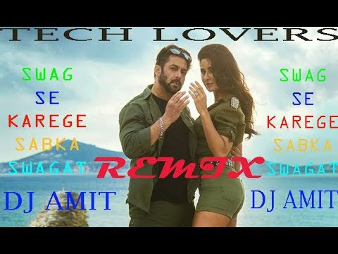 Swag Se Swagat Song | Dj Amit & Dj Bittu Bk || Dj Amit Agra || Flp
