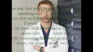 How We Operate-Kevin McKidd-Lyrics [Grey's Anatomy] thumbnail