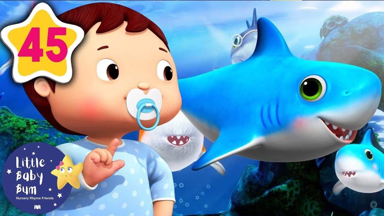 Baby Shark Dance!   +More Baby Songs   Nursery Rhymes ...