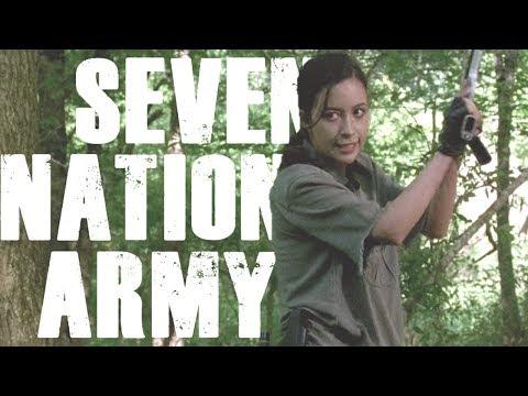 Rosita Espinosa Tribute || Seven Nation Army [TWD]