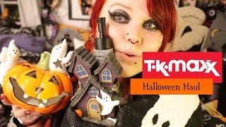 TKMAXX Halloween Haul - Ghosts Galore