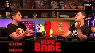 Kupa Bende I Dünya Kupası: Belçika - Panama