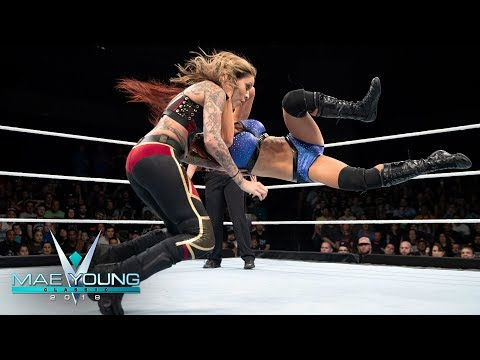 Mercedes Martinez vs. Ashley Rayne - First-Round Match: Mae Young Classic, Sept. 12, 2018