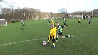SJO FC Dalfsen JO10-1 - DOSKampen JO10-1