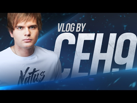 VLOG by ceh9: Dreamhack results, why did Na`Vi have an argument? (ENG SUBS)