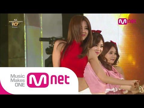Mnet [엠카운트다운] Ep.386 : AOA - Tell me @MCOUNTDOWN_140724