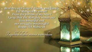 Eid Mubarak Quote | Eid Mubarak Messages | Whatsapp Status | Eid Mubarak Wishes | Eid Mubarak 2020