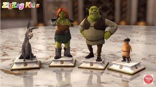 Shrek Forever After | Drangon's Keep | Episode 3 | ZigZag Kids HD