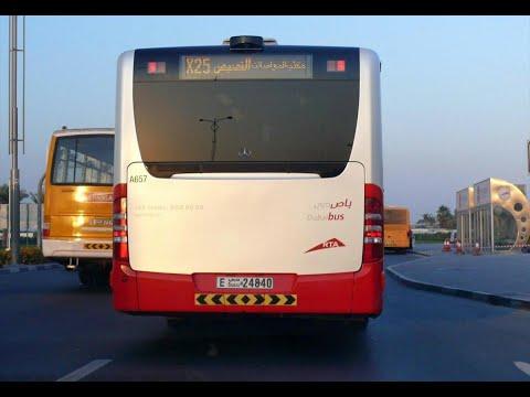 حافلة ذكية للتوعية المرورية في دبي  - نشر قبل 3 ساعة