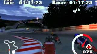 PSX ► PS1 ► Ducati World - Racing Challenge