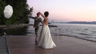 Melissa & Keenan's First Dance July 20th, 2013