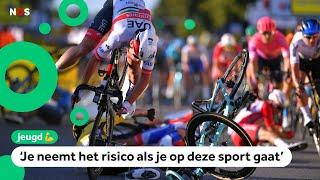 Is wielrennen een te gevaarlijke sport?