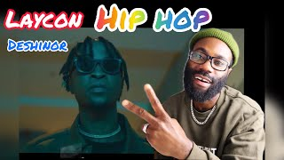 Download Laycon - HipHop feat. Deshinor (Official Video) *FREEZY REACTION*