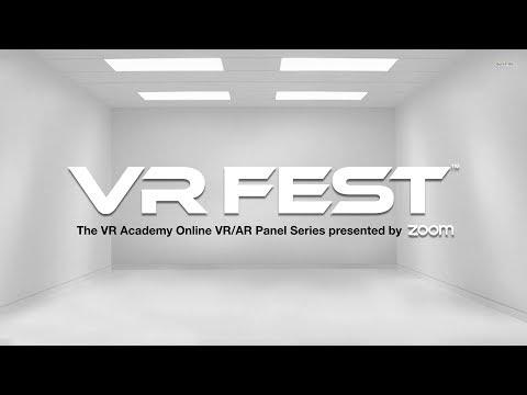 VR FEST presents the VR Academy Online Speaker Series #1 - Location Based Entertainment