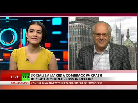 Richard Wolff Shreds White House Report on Socialism