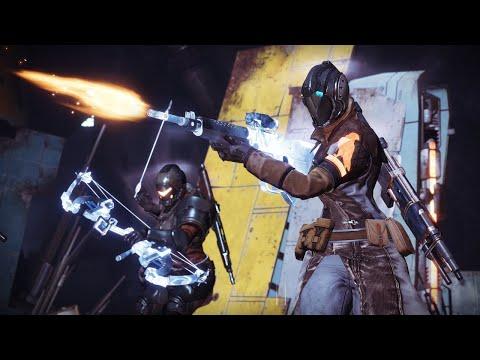 14 Minutes of Destiny 2 Gambit Gameplay