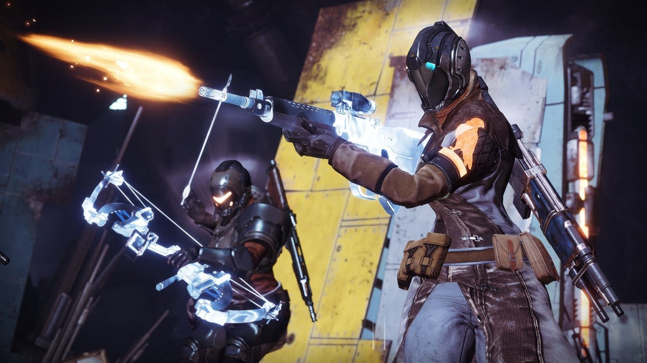 b688f77a0ea 14 Minutes of Destiny 2 Gambit Gameplay - E3 2018 - YouTube