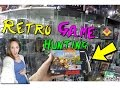 RETRO GAME HUNTING | SNES Games & Retro Game Treasures | TheGebs24