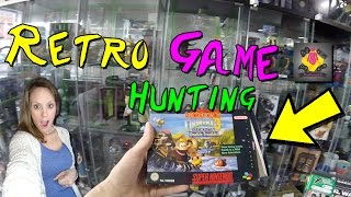 Retro game hunting | snes games & retro game treasures | thegebs24
