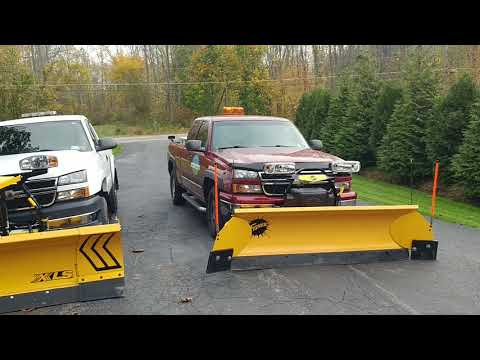 Snow Plow Update Fisher Xls Fisher Ht Plows