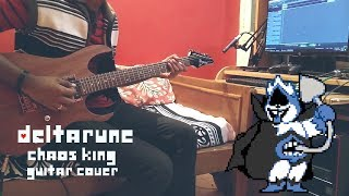 DELTARUNE: Chaos King - Cover/ Metal Guitar Remix