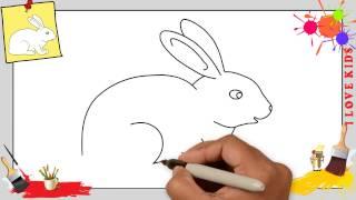 Wie Zeichnet Man Hasenkopf Zeichnen Und Malen