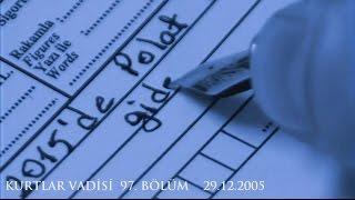 İşte 10 yıl önce Polat Alemdar'ın hazırladığı zarf... 277. Bölümde açılıyor!