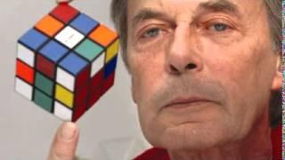 Собрал кубик Рубика за 20 сек