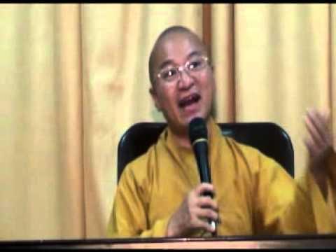 Triết học ngôn ngữ Phật giáo 04: Các học thuyết chân lý (18/05/2012) Thích Nhật Từ